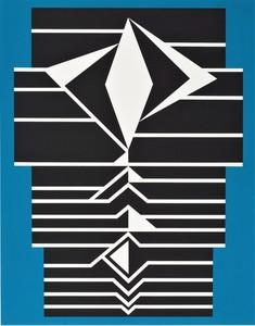 Victor VASARELY - Print-Multiple - Les années cinquante 5