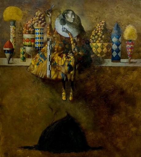 Bobur ISMOILOV - Pittura - Elizabeth Tudor