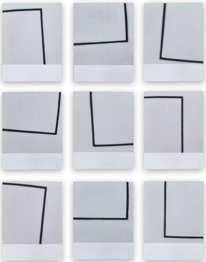 Pierre MUCKENSTURM - Druckgrafik-Multiple - 201R002 ABC (Abstract print)