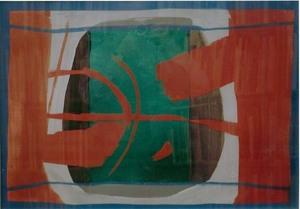 Antonio CORPORA - Painting - I confini del giorno