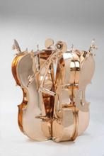 Fernandez ARMAN (1928-2005) - Deux Violoncelles