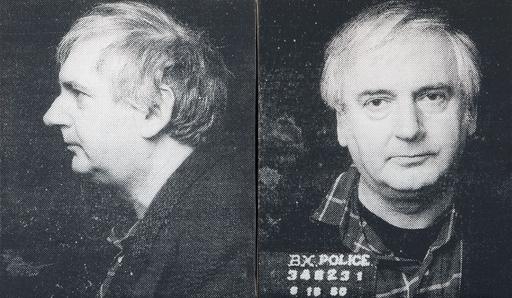 Jacques CHARLIER - Grabado - The Most Wanted Man