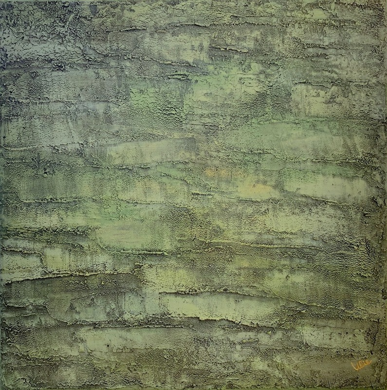 Ulie SCHWAB - Painting - Sounds of the Earth-7