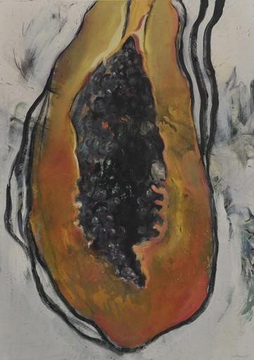 Lyudmyla RAZBITSKAYA - Painting - No title    (Cat N° 5410)