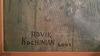 Kochinian HOVIK - Painting - Looking forward