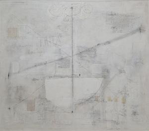 Magdalo MUSSIO - Peinture - Senza titolo