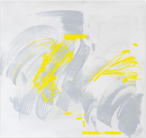 Jill MOSER - Drawing-Watercolor - For Shirley II