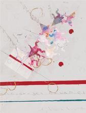 Alighiero BOETTI - Peinture - Rane ( la natura una faccenda ottusa )
