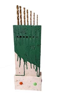Giuseppe FORTUNATO - Sculpture-Volume - SENZA NASCONDERSI