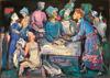 Oscar PRATA DI - Peinture - Senza titolo