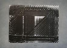 Heinz MACK - Grabado - Lithografie No 21