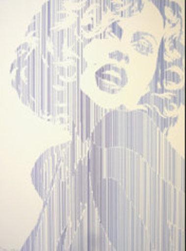 Werner BERGES - Print-Multiple - Marilyn Monroe II