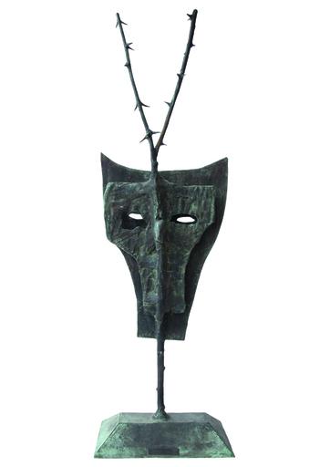 米莫·帕拉迪诺 - 雕塑 - Senza Titolo