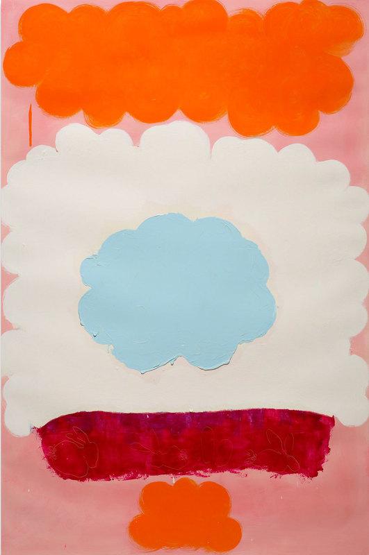Anya SPIELMAN - Painting - Lapin