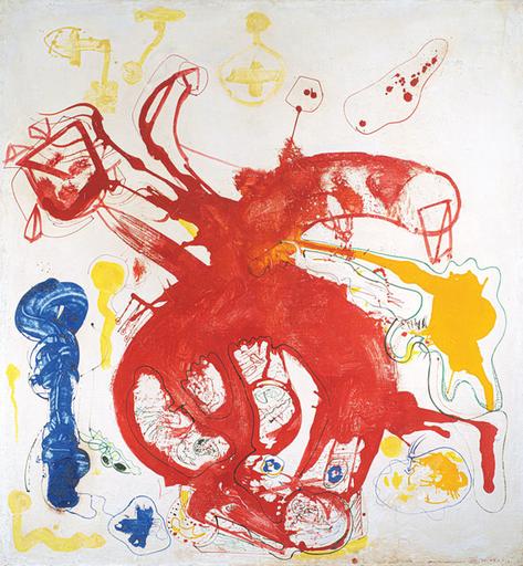 Hans HOFMANN - Gemälde - Birth of Taurus