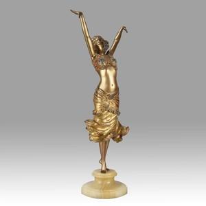 Paul PHILIPPE - Sculpture-Volume - Radha