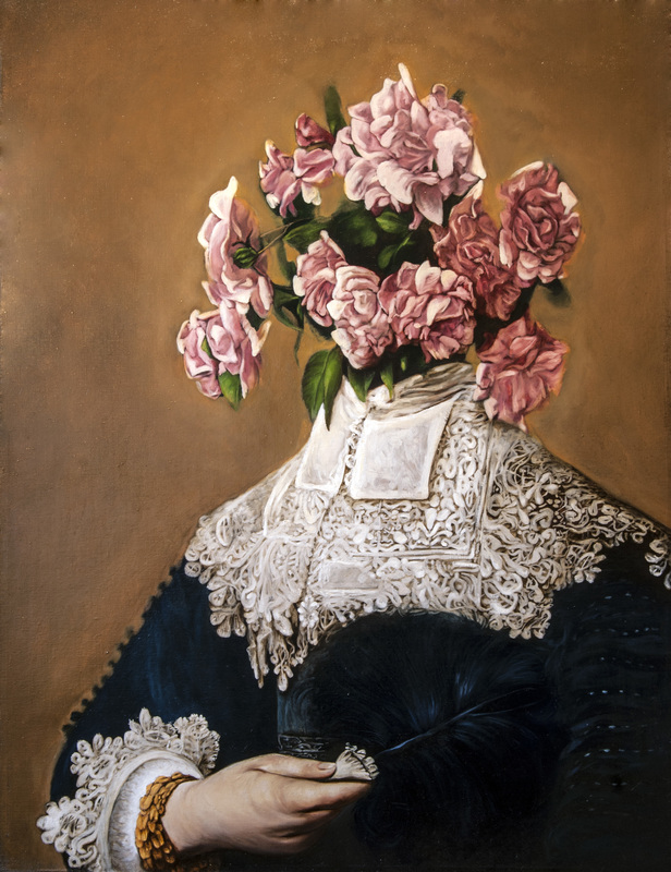 Maurizio CARRIERO - Painting - Vanitade