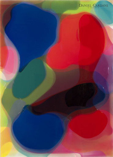 Peter ZIMMERMANN - Pintura - Untitled