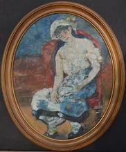 Yitzhak FRENKEL-FRENEL - Peinture