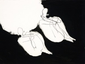 Antony GORMLEY - Peinture - Self & not self