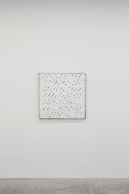 Mario NIGRO - Painting - Così