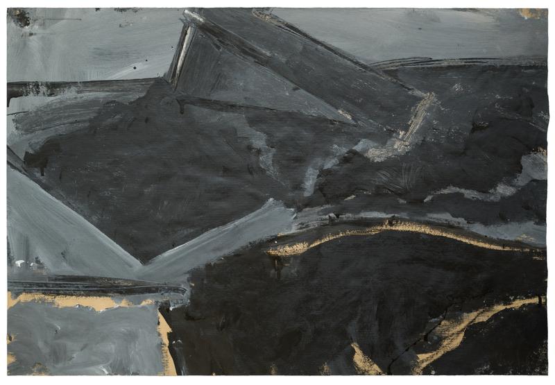 Nanni VALENTINI - Painting - Paesaggio