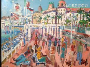Yvon GRAC - Pintura
