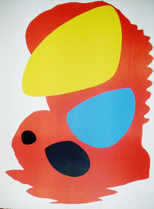 Alexander CALDER, Red Composition