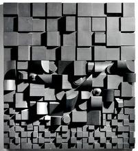 Joao Carlos GALVAO - Sculpture-Volume - relevo
