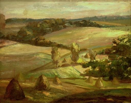 Antons MEGNIS - Pittura - Landscape