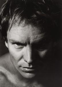 Gottfried HELNWEIN - Photography - Sting
