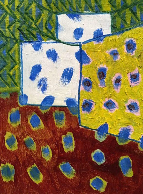 Martin FAURE - Pintura - « Sans-titre »