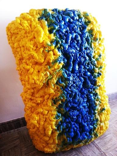 PASTURO - Sculpture-Volume - Roca Azul