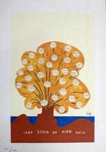 Claude GILLI (1938) - Ecole de Nice 1960-2010