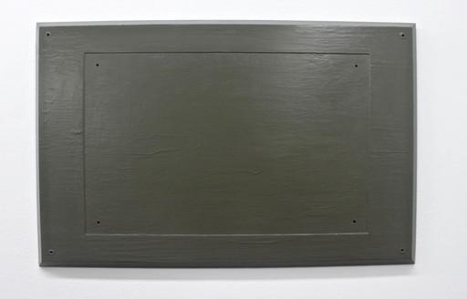 Vladimir MARIN - Sculpture-Volume - Removed Plate