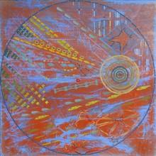 Carlo VANCHIERI - 绘画 - La Terra