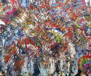 Adam COHEN - Peinture - Icarus