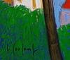 Georges COULOMB - Peinture - Journée d'été à St Tropez