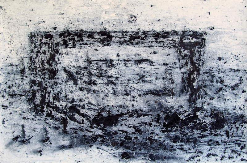 Philippe COGNÉE - Peinture - Marfa