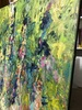 Nicole LEIDENFROST - Gemälde - Birkenwald