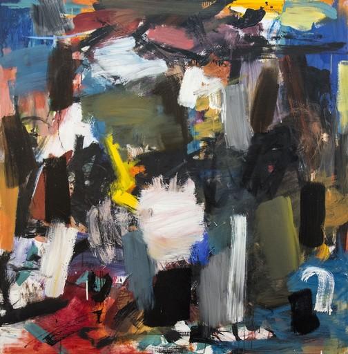 Scott PATTINSON - Pittura - Ouvert No 19