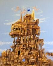 Jean Christophe FISCHER - Painting - sans titre 9.8.3