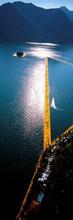CHRISTO - Photography - Lago d'Iseo - WV49