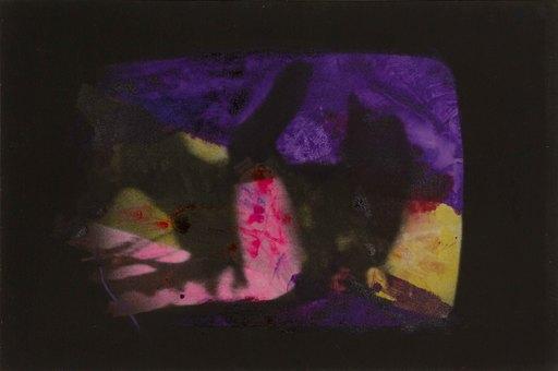 Mario SCHIFANO - Painting - INVENTARIO