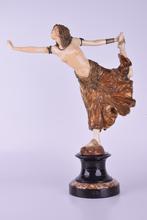 Claire COLINET - Escultura - Egyptian Dancer