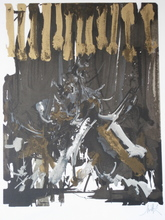 Raymond MORETTI - Print-Multiple - LITHOGRAPHIE SIGNÉE AU CRAYON NUM/149 HANDSIGNED LITHOGRAPH