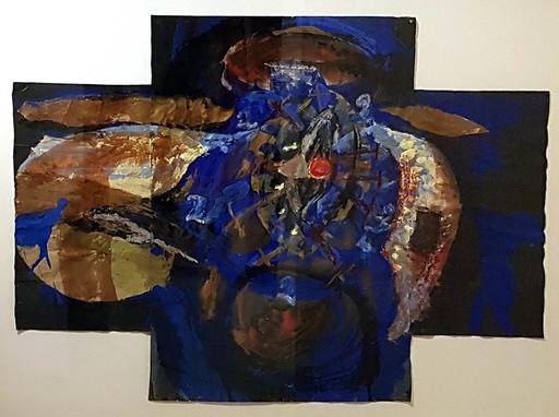 Bruno CECCOBELLI - Painting - Messo di luce