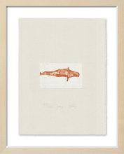 Joseph BEUYS - Estampe-Multiple - Meerengel Robbe I