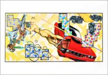 Peter PHILLIPS - Print-Multiple - Art-O-Matic Cudacutie