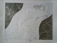 Pierre-Yves TRÉMOIS - Print-Multiple - Etreinte à l adn